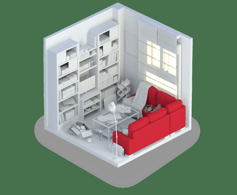 Space Saving Furniture   Homes Under Budget
