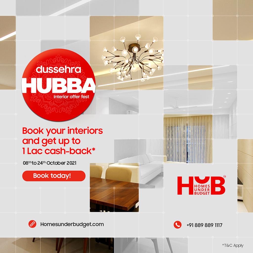Dussehra Hubba Interior Offer