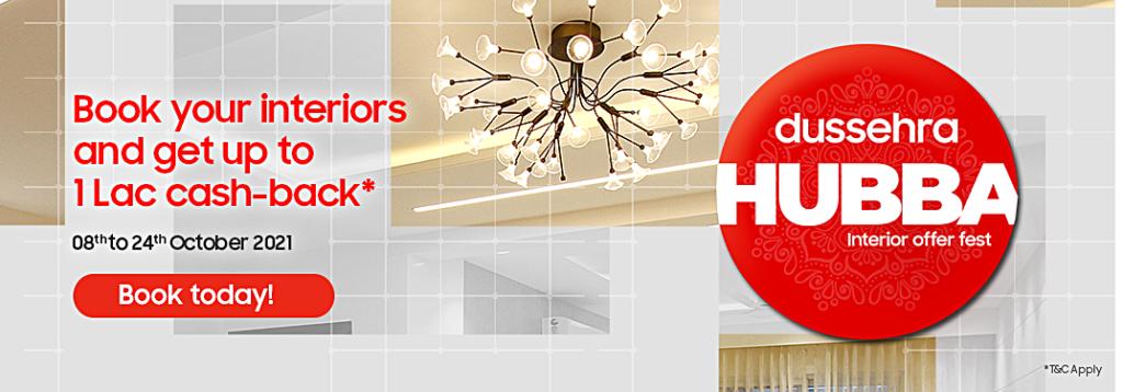 Dussehra Hubba Interior Offer web