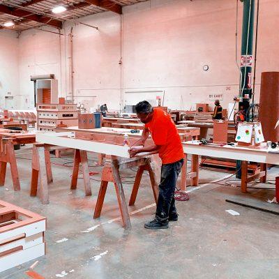 Factory machinary