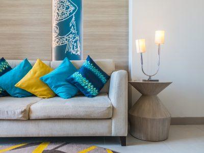 Rental interior design | HUB | Homes Under Budget