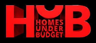Logo | HUB | Homes Under Budget